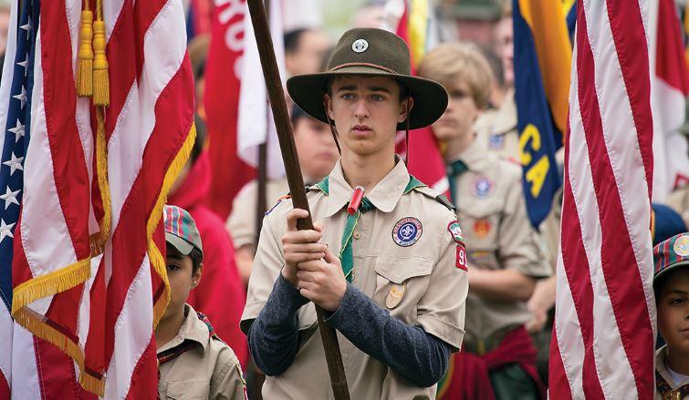 Boy Scouts of America Survey