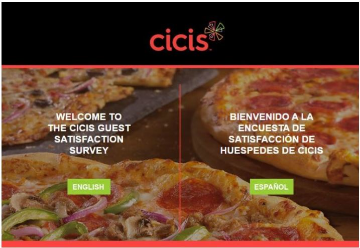 CiCi's Pizza Survey