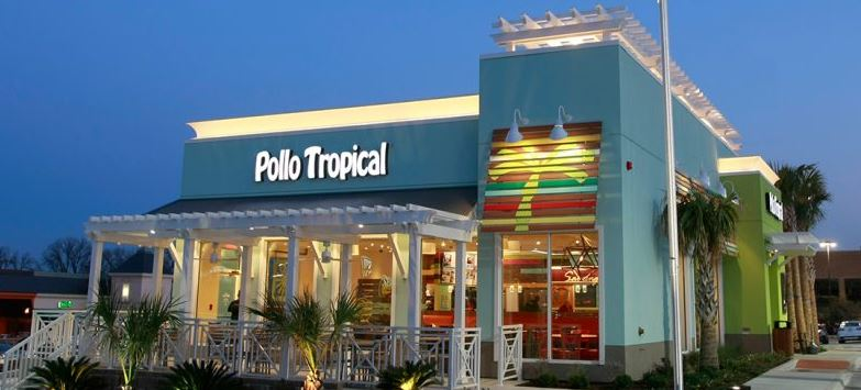 Pollo Tropical Survey 1