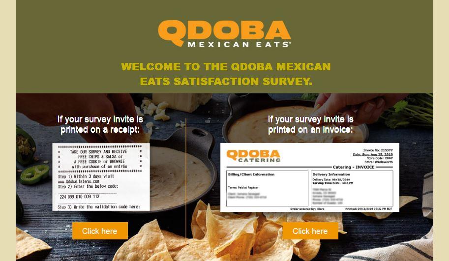 QdobaListens Survey 1