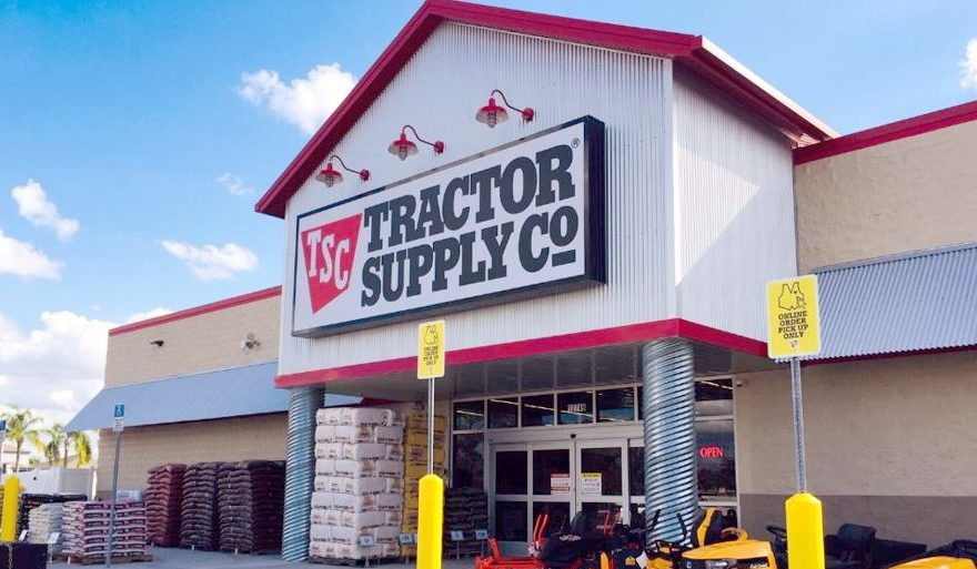 Tractor Supply Co Customer Loyalty Survey