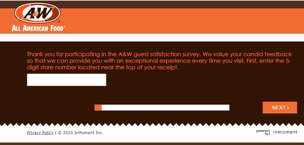 A&W Survey