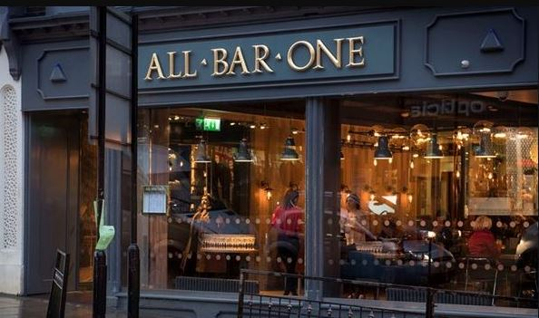 All Bar One Survey Prizes