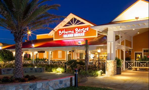 Bahama Breeze Survey prizes
