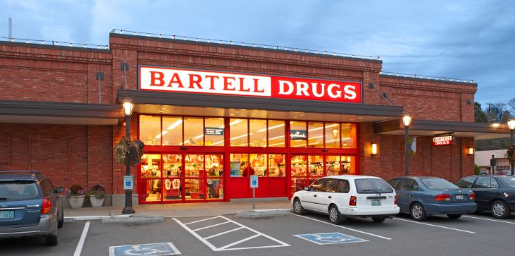 Bartell Drugs Survey Prizes