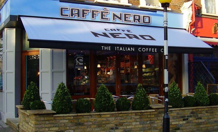 Caffe Nero Survey Prizes