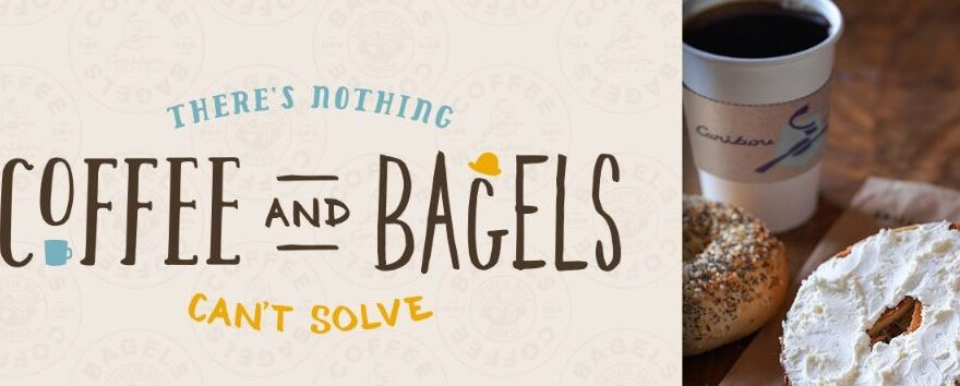 Coffee & Bagels Survey Prizes