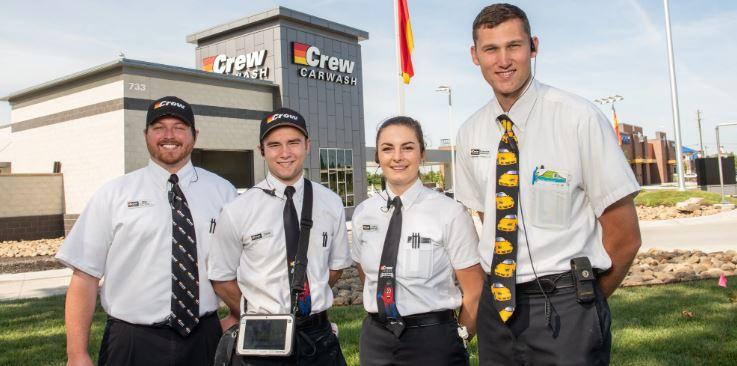 Crew Carwash Survey Prizes
