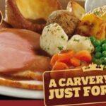 Crown Carveries Survey Prizes