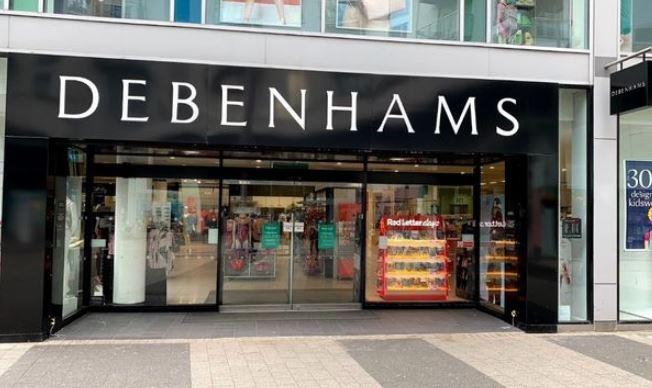 Debenhams Survey Prizes