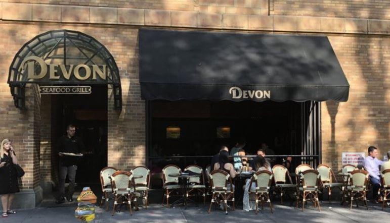 Devon Seafood Grill Guest Satisfaction Survey