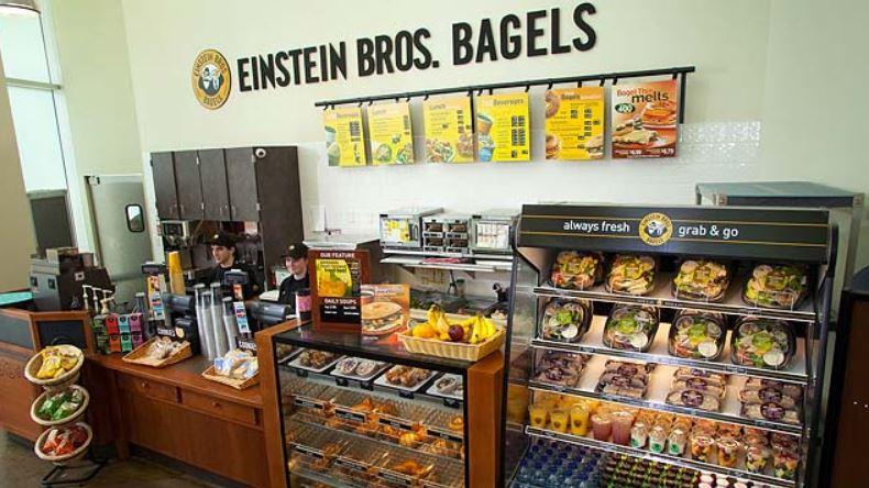 Einstein Bros. Bagel Customer Experience Survey