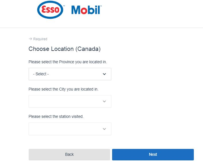 Esso Survey 1