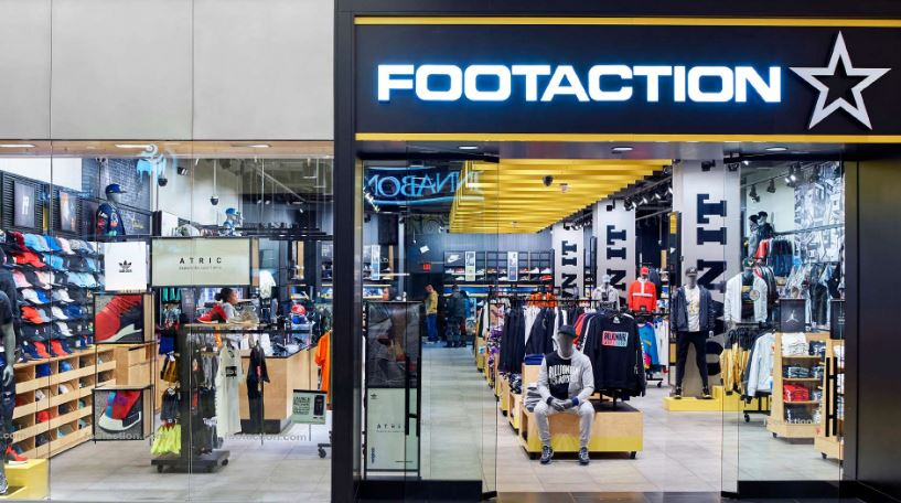 Footaction Survey Prizes