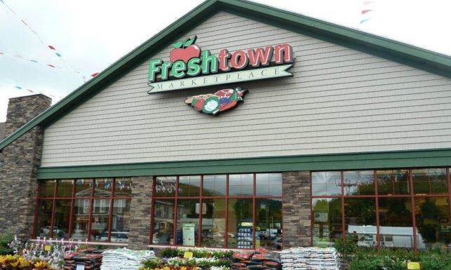 Freshtown Survey 1