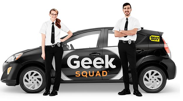Geek Squad Survey Prizes