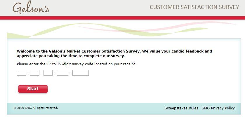 Gelson's Market Survey