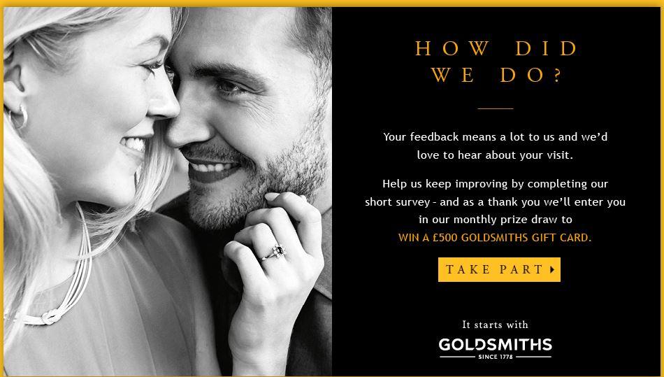Goldsmiths Survey