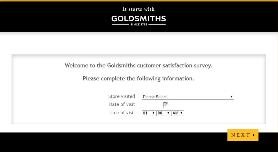 Goldsmiths Survey
