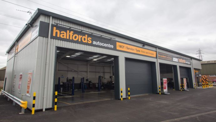 Halfords Auto Centers Survey Prizes