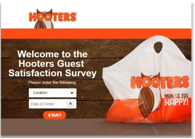 Hooters Survey