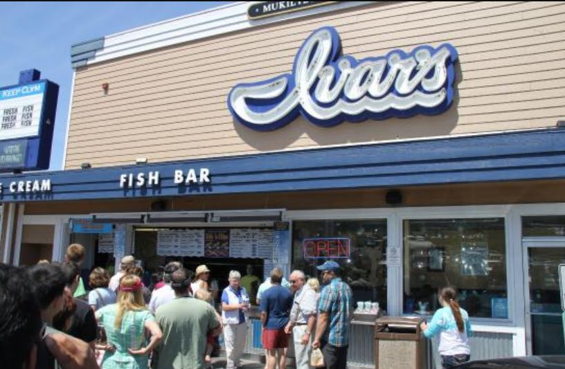 Ivar's Restaurants guest Survey