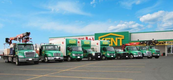 Kent Building Supplies Survey Prizes
