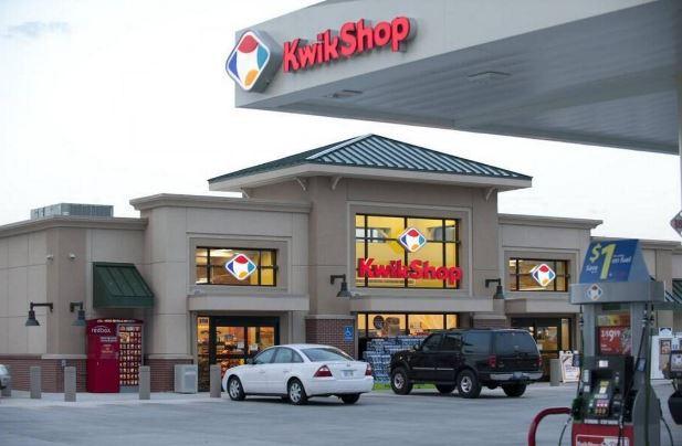 Kwik Shop Survey rewards