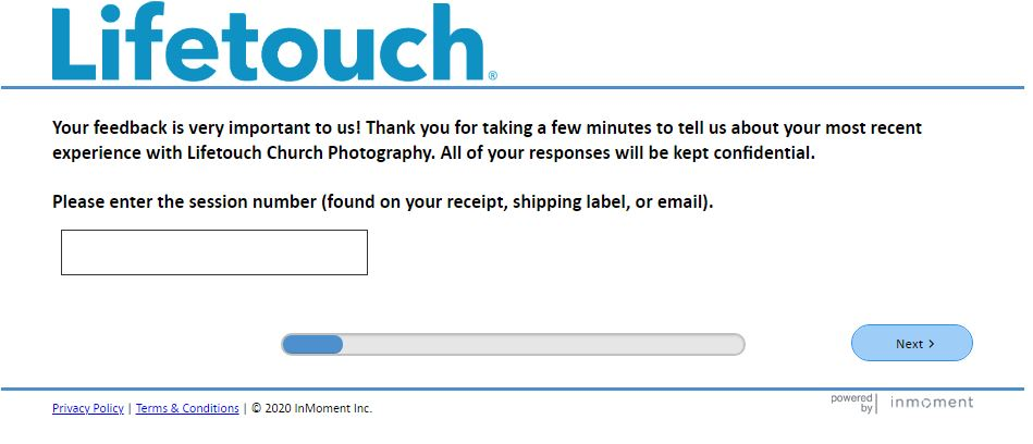 Life Touch Survey