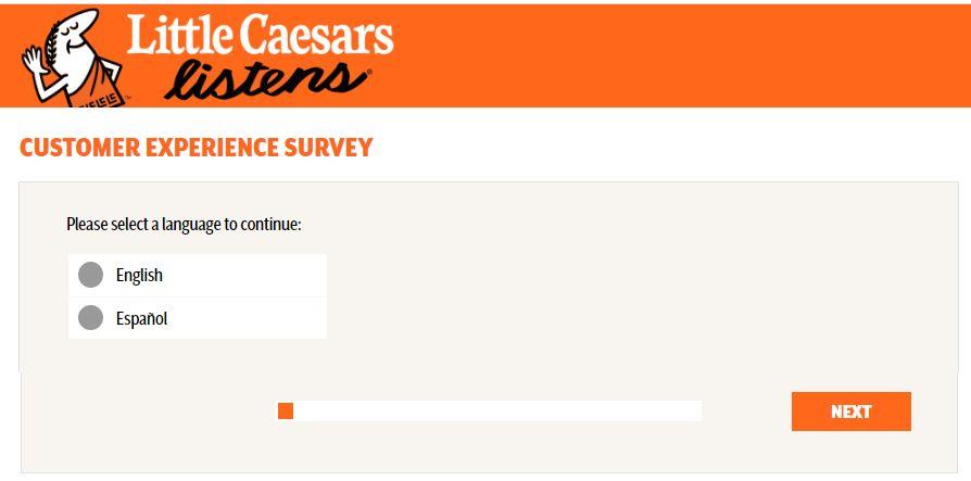 Little Caesars Listens Survey