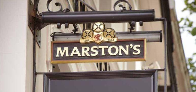 Marston's Inns and Taverns Customer Feedback Survey