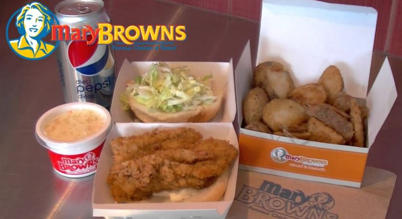 Mary Brown's Famous Chicken and Taters Survey Prizes