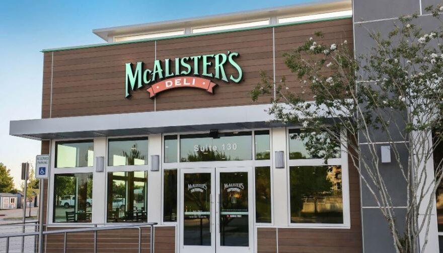 McAlister's Deli Customer Satisfaction Survey
