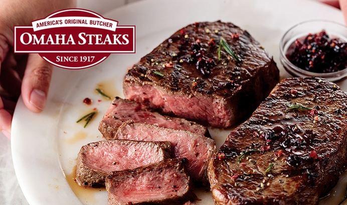 Omaha Steaks Survey Prizes