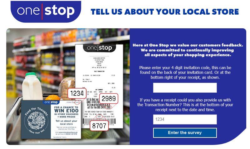 One Stop Survey