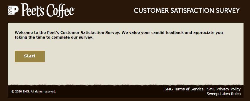 Peetslistens Survey