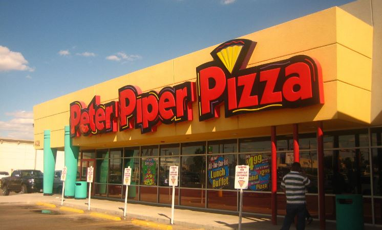 Peter Piper Pizza Survey Prizes