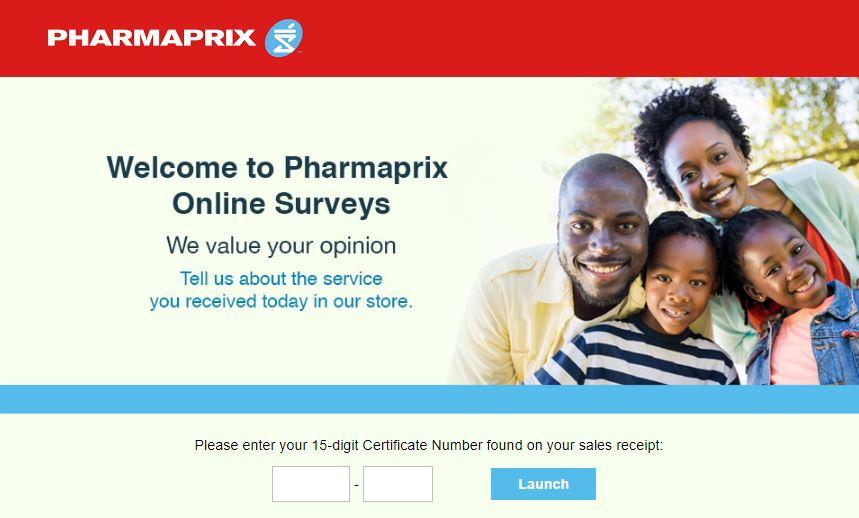Pharmaprix Pharmacy Survey 2