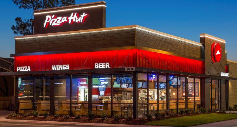 Pizza Hut Great Britain Customer Satisfaction Survey