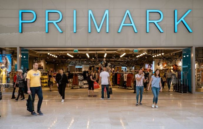 Primark Survey Prizes
