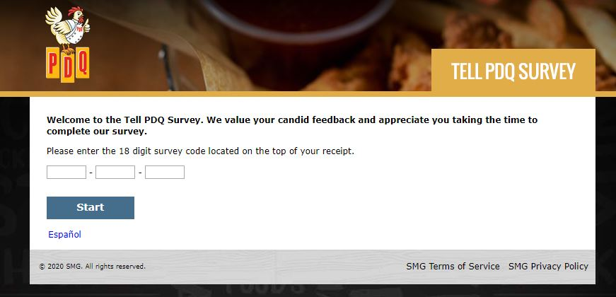 Tell PDQ Survey