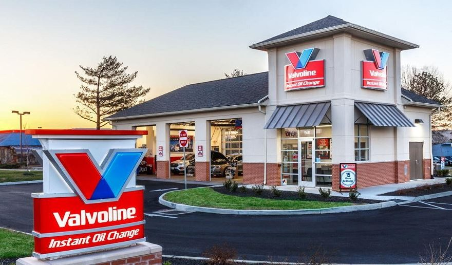 Valvoline Instant Oil Change Customer Satisfaction Survey