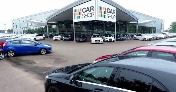 CarShop Survey Prizes