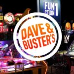 Dave & Buster's Survey Prizes