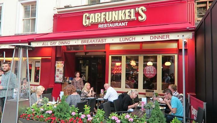 Garfunkels Survey Rewards