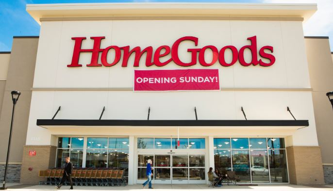 HomeGoods Feedback Survey prizes