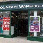 Mountain Warehouse Survey prizes