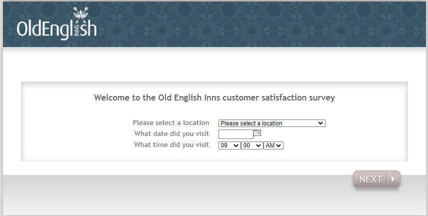 Old English Inns Survey