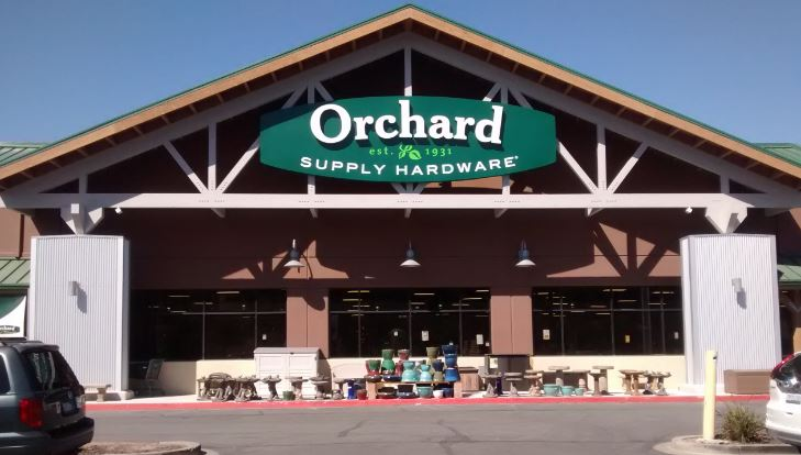 Orchard Supply Hardware Survey