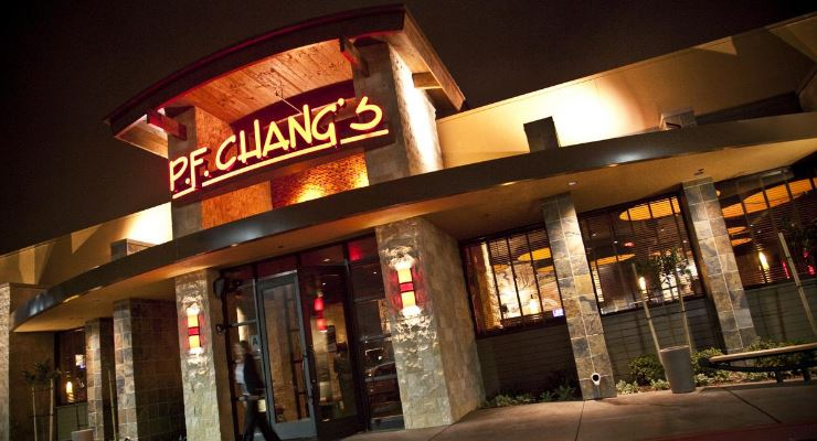 P.F.Chang's Guest Satisfaction Survey